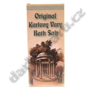 Originální karlovarská koupelová sůl